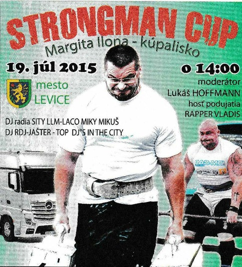 Strongman Cup Levice 2015